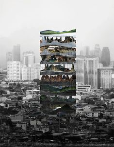 evolo skyscraper competition 2017 runner up designboom