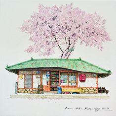 Me Kyeoung Lee : Paint Korea Shop