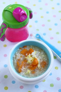 Congee rice porridge asian comfort food great for babies you baby porridge this is a simple versatile recipe that your baby is sure to forumfinder Choice Image