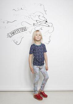 "Modeerska Huset: Autumn/Winter 2013 collection ""DADDY"""