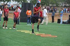 Maracaibo cuenta con las más modernas canchas de fútbol de grama artificial... http://portalnoticias.digital58.com.ve/2015/12/maracaibo-cuenta-con-las-mas-modernas.html