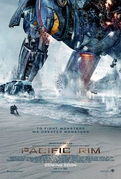 Pacific Rim Posters (2013)