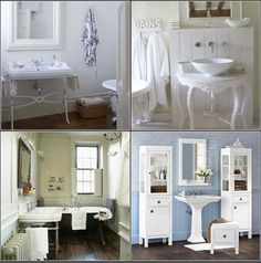shabby-chic-bagno-bianchini-capponi | Bathrooms | Pinterest ...