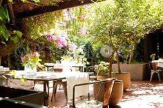 Descubre la cocina de raíces del prestigioso restaurante jardín Acontraluz en Barcelona