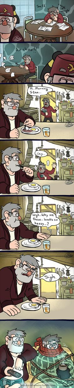 """Gravity Falls- """"Be twins or not each brother helps each other"""". Libro Gravity Falls, Gravity Falls Funny, Gravity Falls Fan Art, Gravity Falls Comics, Fandoms, Grabity Falls, Pinecest, Dipcifica, Fall Memes"""
