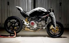 Ducati monster special by Paolo Tex