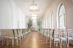 LOCATION: London, United Kingdom THE REPORT: Built in 1826 as its own 'island' of sorts, this charming and grand venue makes for the perfect setting for an intimate wedding. Only a skip from Regents Park, the modish space offers galleries and halls alike for you and your favorite people.
