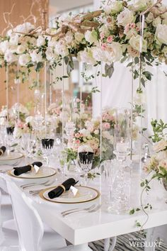 WedLuxe – Gigi & Zayn | Photography by: Life Studios Inc. Follow @WedLuxe for more wedding inspiration!