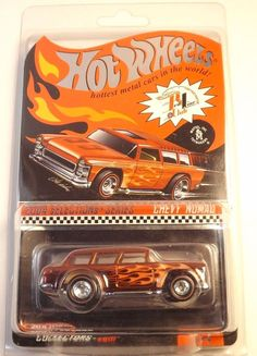 Hot Wheels 2004 RLC Selections Series Chevy Nomad 1 of 4 for sale online Tiny World, Car In The World, Chevy Nomad, Nostalgic Candy, Selection Series, Rescue Vehicles, Matchbox Cars, Hot Wheels Cars, Us Cars