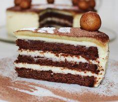 forrás: Kard Sándorné I Foods, Tiramisu, Ethnic Recipes, Minden, Cakes, Blog, Cake Makers, Kuchen, Cake