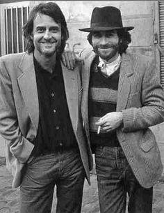 Joaquín Sabina y Luis Eduardo Aute