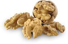 Las nueces son los mejores frutos secos ! Stuffed Mushrooms, Vegetables, Food, Sweet Desserts, Health Desserts, Stuff Mushrooms, Essen, Vegetable Recipes, Meals