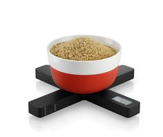 Digital kitchen scale by Eva Solo