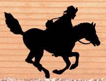 W1033 n- Pony Express Shadow Pattern