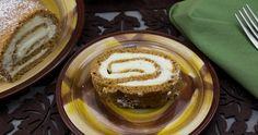 Pumpkin Roll It Up Cake – Marijuana Pumpkin Recipes