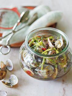 蓋を開けると漂う香りもごちそう|『ELLE a table』はおしゃれで簡単なレシピが満載!