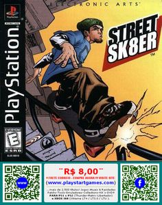 Street for the original Sony Playstation Now on sale with a no questions asked return policy. Street Skater, Tony Hawk, Playstation 2, Plastilina Mosh, Classic Video Games, Electronic Art, Video Game Art, I Am Game, Greatest Hits