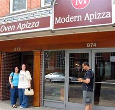 Modern Apizza, New Haven, CT