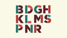 Scratch Typeface by Luis Palencia | Threz, via Behance