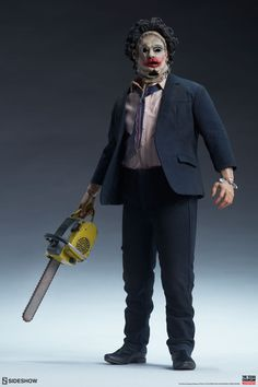 Leatherface Sixth Scale Figure by Sideshow Collectibles | Sideshow Collectibles