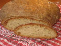 Domáci chlieb s rascou (fotorecept)