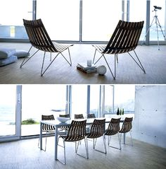 scandia nett chairs