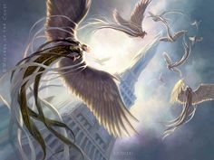 Entreat the Angels by Todd Lockwood