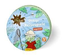 Die Olchis Olchige Reise-Spiele. Ab 3 Jahren.