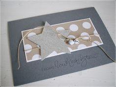Wie versprochen kommen hier die restlichen Weihnachtskarten, die letzte Woche entstanden sind.                                        ...