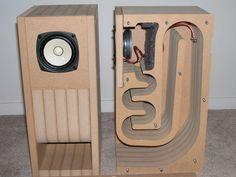 Idea's for Fostex FE206En fullrange enclosure