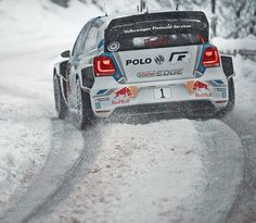 WRC - Snow