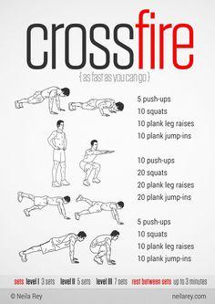 Fitness Plan Crossfire