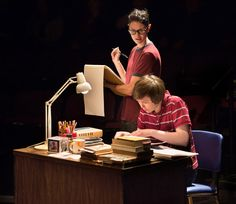 'Fun Home,' the Musical, Takes Alison Bechdel's Life to Broadway - NYTimes.com