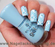 Nageldesign: Sommerblumen mit Born Pretty #nail #nails #nailart #Bornpretty #Essence #Fingernägel