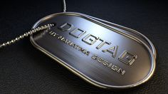 Dogtags - Cinema 4D