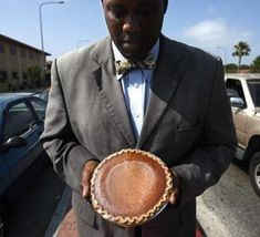 """Growing up in a little Northern USA city called New York, one of the thing you were likely to see were Black men wearing bow-ties who would say, """"Bean pies, my brother?"""" They are usuall… (deep dish cookie for one) Wrap Recipes, Pizza Recipes, Baking Recipes, Veg Recipes, Baking Ideas, Vegetarian Recipes, Healthy Recipes, Just Desserts, Recipes"""
