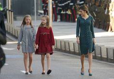 Los looks de la reina Letizia