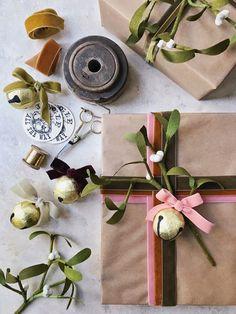 Как упаковать маленький подарок (Diy)