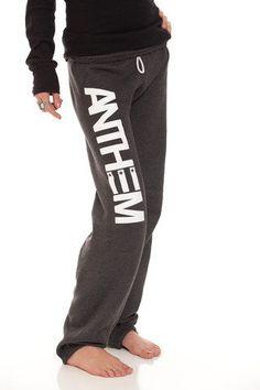 Anthem Made sweat pants