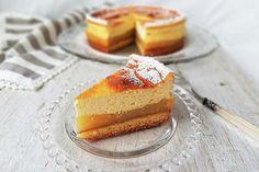 Apfelmuskuchen von peidami | Chefkoch French Toast, Cheesecake, Breakfast, Desserts, Food, Pie, Sweet Recipes, Morning Coffee, Tailgate Desserts