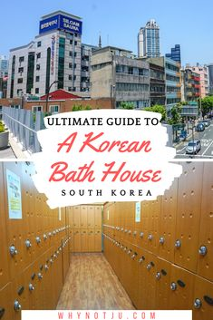 A visit a Korean bath house is an absolute must when in South Korea. Here is all you need to know about Jimjilbang Etiquette, what to expect, what to bring and where to go for your Jimjilbang experience in South Korea. Korean Bath House, Travel Guides, Travel Tips, Travel Advice, Amazing Destinations, Travel Destinations, Visit China, South Korea Travel, China Travel