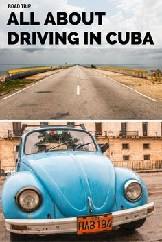 Do you want to travel independently in Cuba? Here you can find all you need to know about driving in Cuba, including renting a car, driving, roads, costs!: