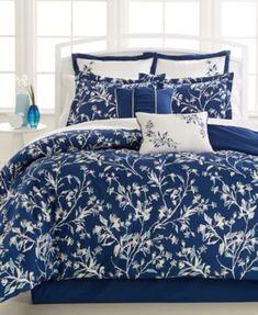 Carina 8-Piece King Comforter Set | macys.com