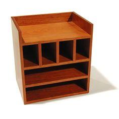 Handmade Wood Desk Organizer Furniture