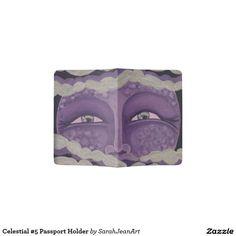 Celestial #5 Passport Holder