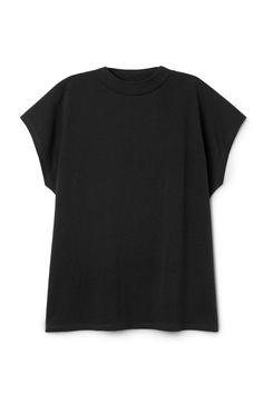Weekday Prime T-Shirt in Black