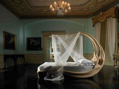 This bed is beyond description!