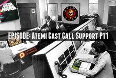 The Atemi Cast Network: Podcast Episode: Atemi Cast Call Support Pt1