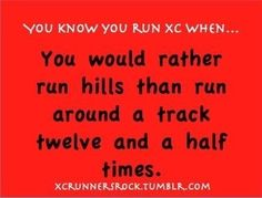 Hills for me!!!