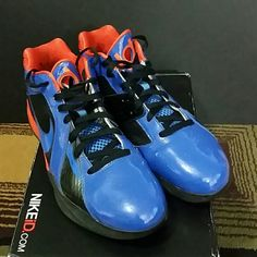 Men's Nike Kevin Durant Used with box. 7 / 10 rating.  Price is firm. Nike Shoes Athletic Shoes